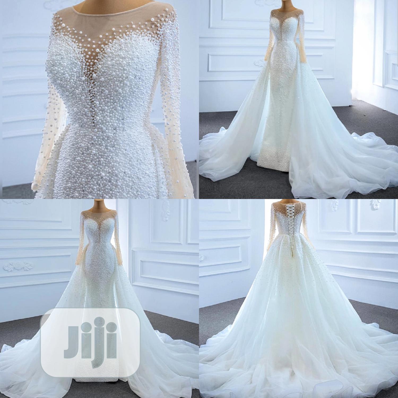 Luxury Wedding Gown for Rent | Wedding Wear & Accessories for sale in Abeokuta South, Ogun State, Nigeria