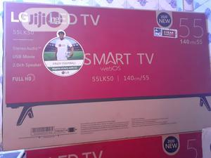 55 Inches LG Smart Television | TV & DVD Equipment for sale in Lagos State, Ojo
