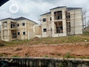 4 Bedroom Semi Detached Duplex Carcass With A BQ For Sale | Houses & Apartments For Sale for sale in Abuja (FCT) State, Asokoro