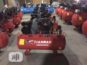 Air Compressor 100 Litre 3 Horsepower   Manufacturing Equipment for sale in Lagos State, Ojo