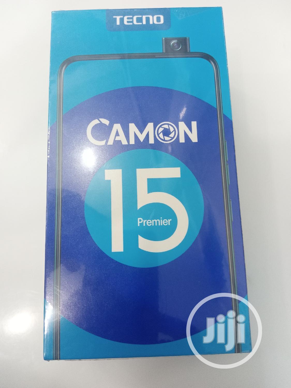 New Tecno Camon 15 Premier 128 GB | Mobile Phones for sale in Lagos Island (Eko), Lagos State, Nigeria