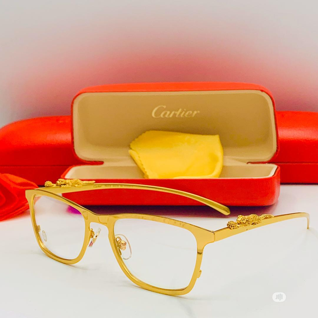 Unique and Quality Cartier Eye Glass