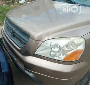Honda Pilot 2004 Gold | Cars for sale in Lagos State, Kosofe