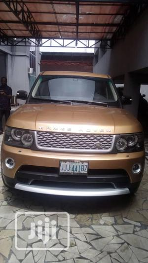 Land Rover Range Rover Sport 2013 HSE 4x4 (5.0L 8cyl 6A) White | Cars for sale in Lagos State, Ojodu