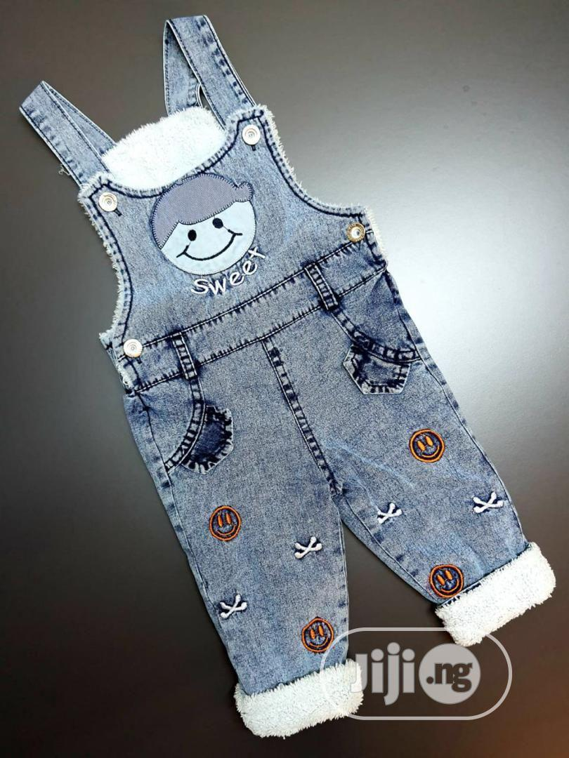 Archive: Boy Dungarees