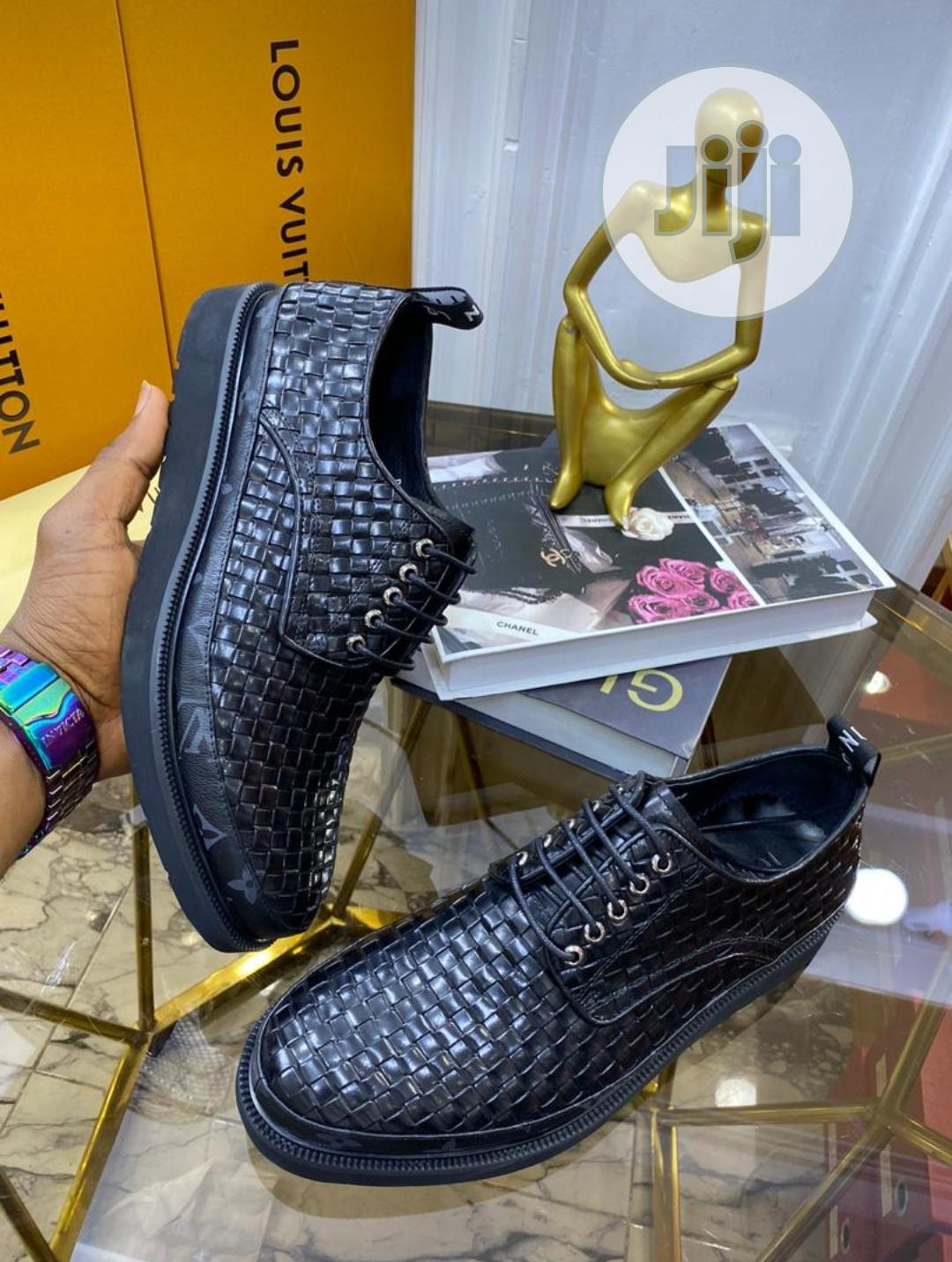 Archive: Louis Vuitton Luxurious Loafers New