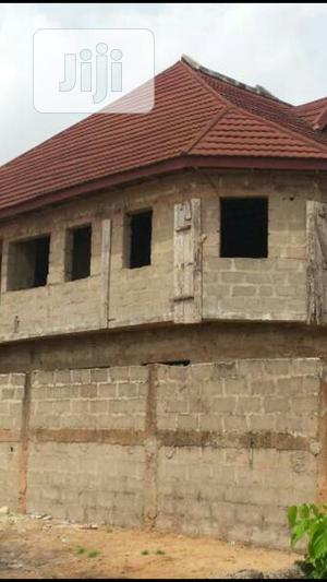 Uncompleted 7bedroom Duplex Wit 4units of Bedsiters in Asaba   Houses & Apartments For Sale for sale in Delta State, Oshimili South