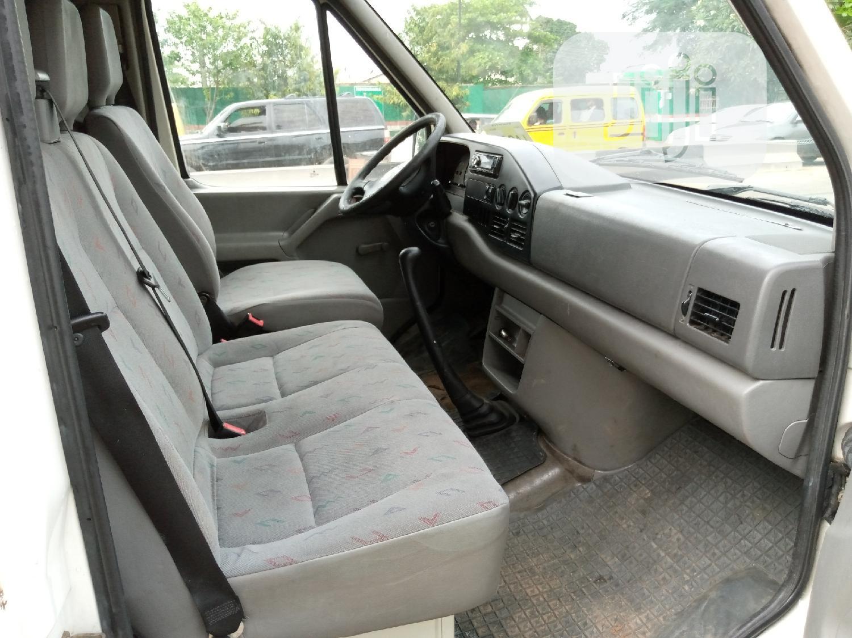 Archive: Volkswagen LT 2003