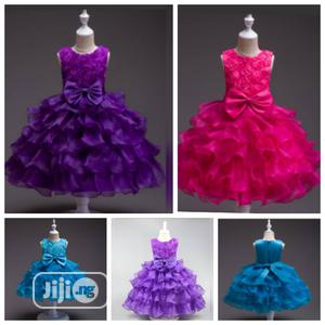 Girls Ballgown Dresses | Children's Clothing for sale in Lagos State, Ikotun/Igando