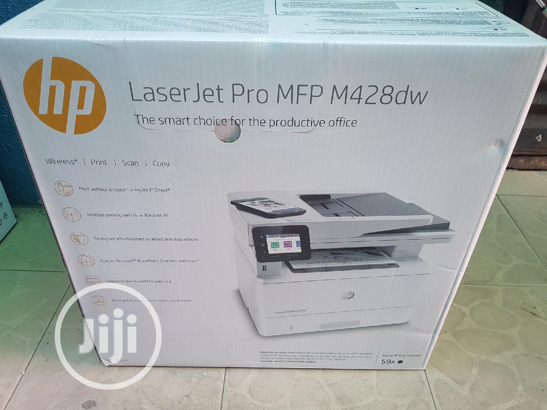 Hp Laserjet Pro Mfp M428dw   Printers & Scanners for sale in Ikoyi, Lagos State, Nigeria