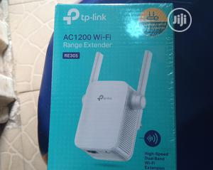 Tp-link Ac1200 Wi-fi Range Extender | Networking Products for sale in Lagos State, Ikeja