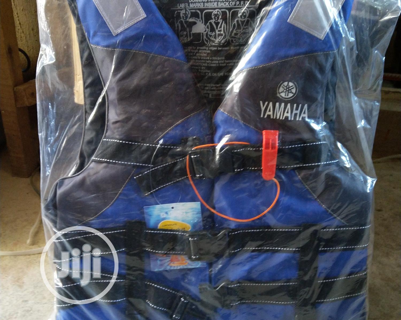 Yahama Life Jacket (Size L)