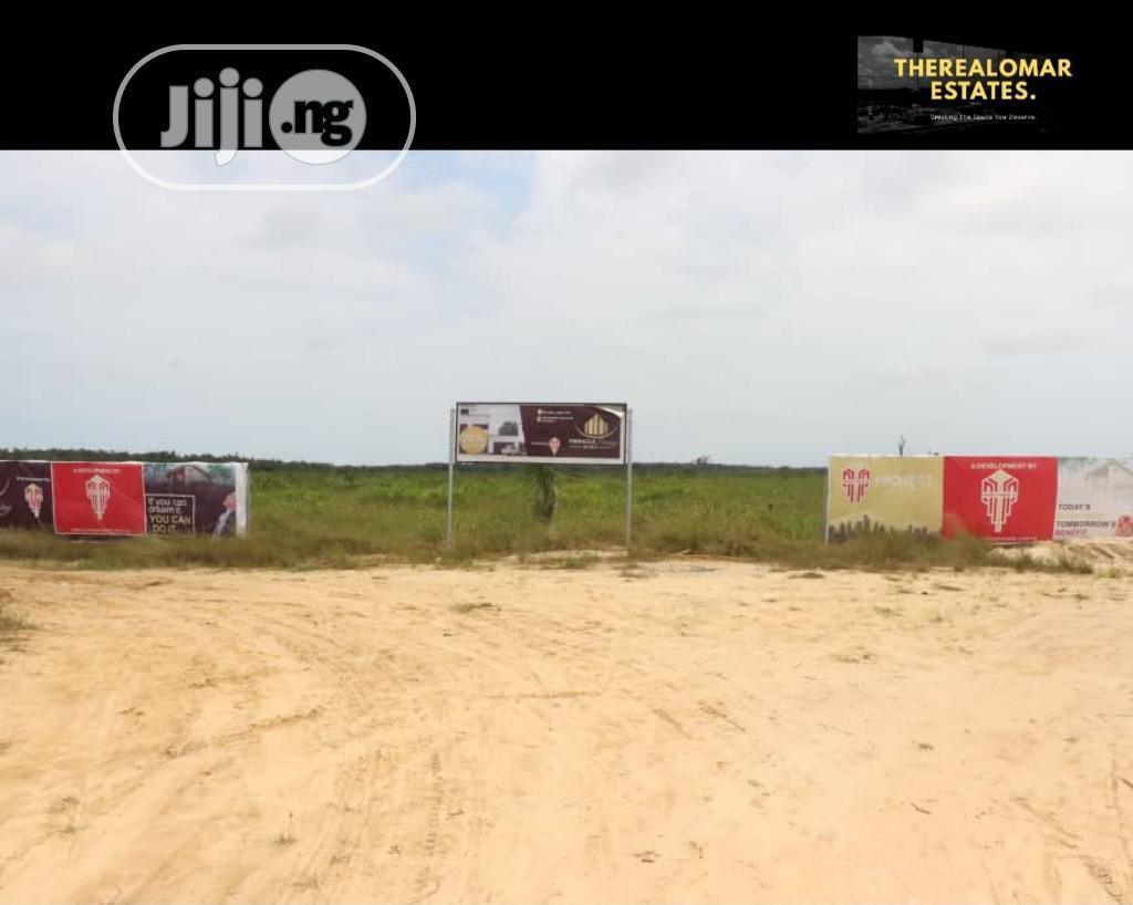Land for Sale at Pinnacle Prestige Homes at Ibeju Lekki
