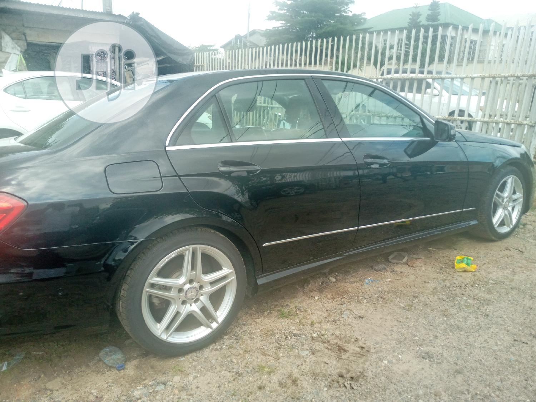 Mercedes-Benz E350 2013 Black   Cars for sale in Amuwo-Odofin, Lagos State, Nigeria