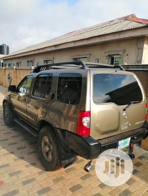Nissan Xterra SE 4x4 2002 Gold   Cars for sale in Lagos State, Ikeja