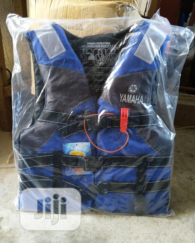 Yahama Life Jacket (Size L) | Safety Equipment for sale in Lagos Island (Eko), Lagos State, Nigeria