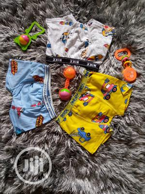 Boys Boxers 3 in 1 | Children's Clothing for sale in Lagos State, Amuwo-Odofin