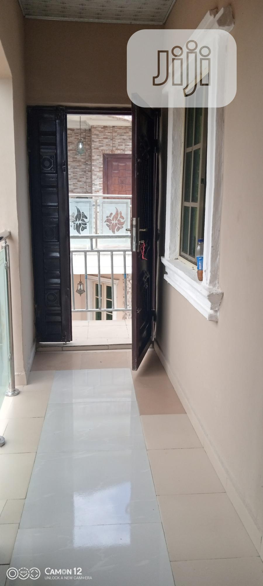 Clean Self Contain for Rent in Ago-Okota, Lagos