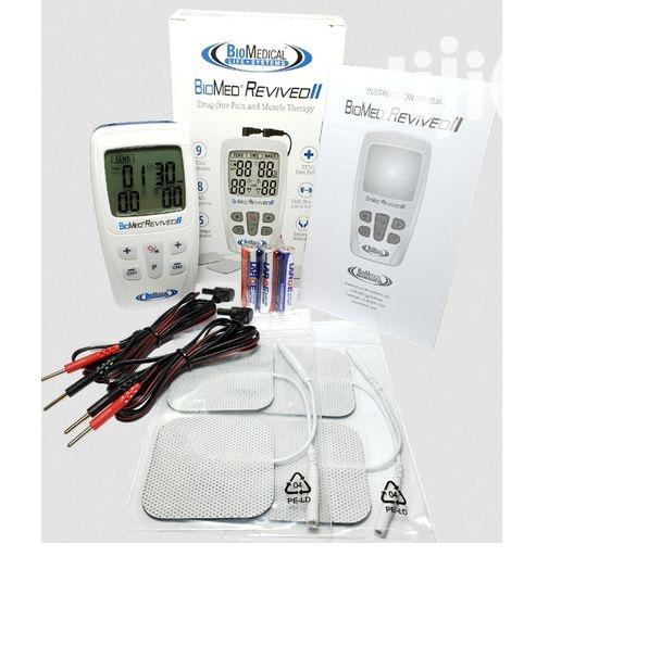 Biomedical Life Systems Revived II TENS/EMS/Massage (Transcu