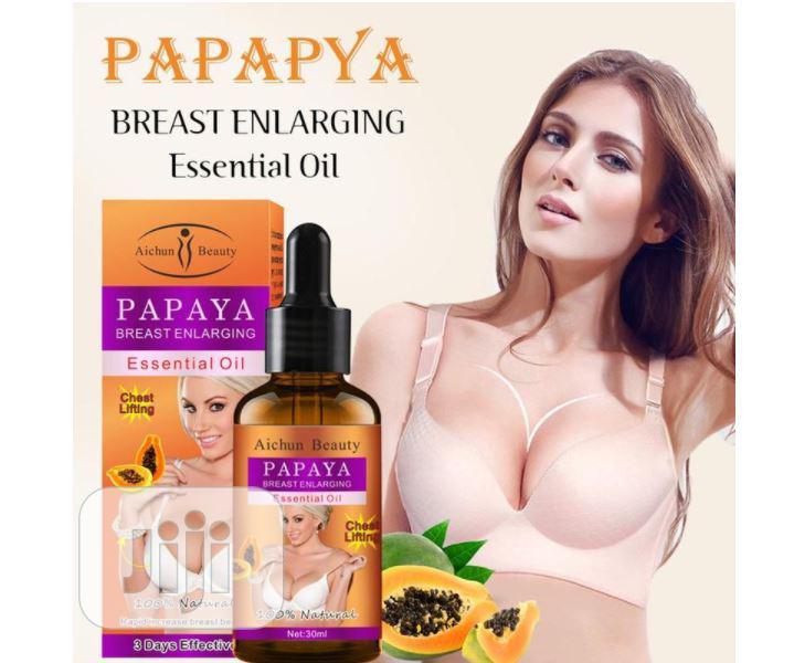 Papaya Breast Enlargement Oil Enhancement
