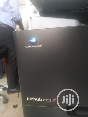 Konica Minolta Bizhub C258 Direct Image Coloured Printer DI | Printers & Scanners for sale in Rivers State, Port-Harcourt