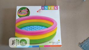 Inflatable Swimming Pool and Pump   Babies & Kids Accessories for sale in Lagos State, Alimosho