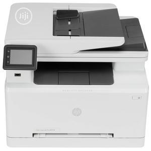 HP Color Laserjet Pro MFP M283fdw | Printers & Scanners for sale in Oyo State, Ibadan
