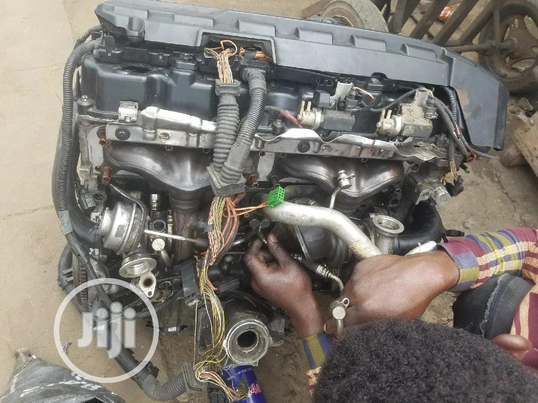 Turbo Engine For BMW