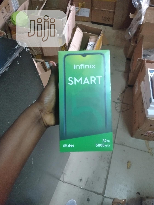 Archive: New Infinix Smart 5 (X657) 32 GB Black