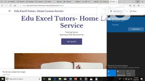 Edu Excel Tutors - Home Lesson   Child Care & Education Services for sale in Abuja (FCT) State, Garki 1