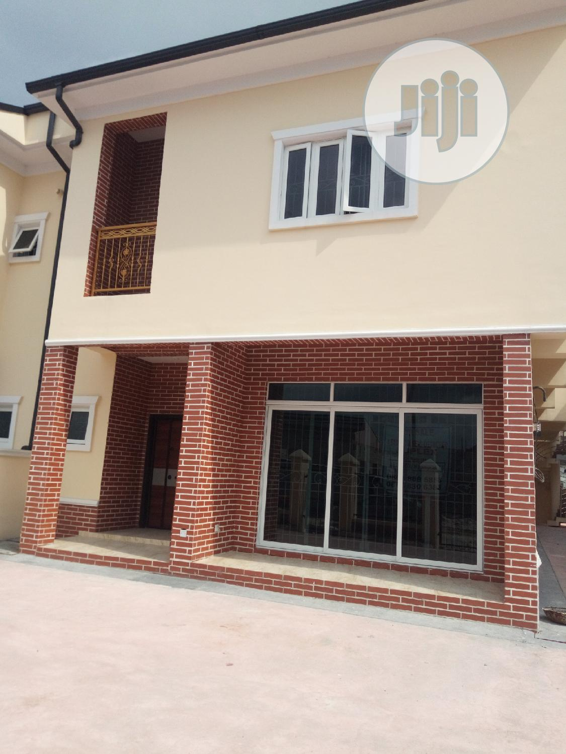 Brand New 4bedroom Duplex With 2boys Quater In Golf Estate | Houses & Apartments For Sale for sale in Port-Harcourt, Rivers State, Nigeria