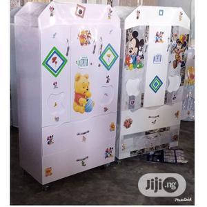 Baby Character Fashion Wardrobe | Children's Furniture for sale in Lagos State, Oshodi