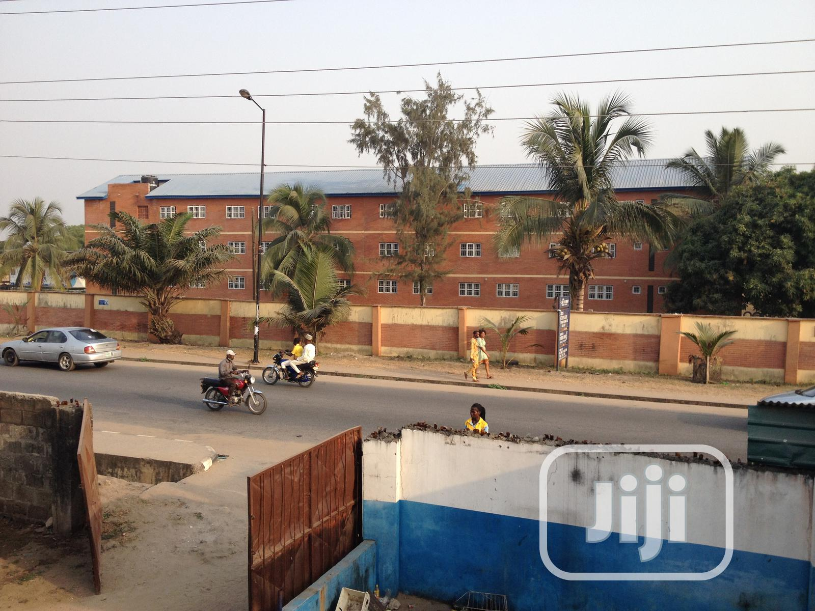 Archive: A 3 Bedroom Self-Contain Apartment [ONLY TOP FLAT] for Sale