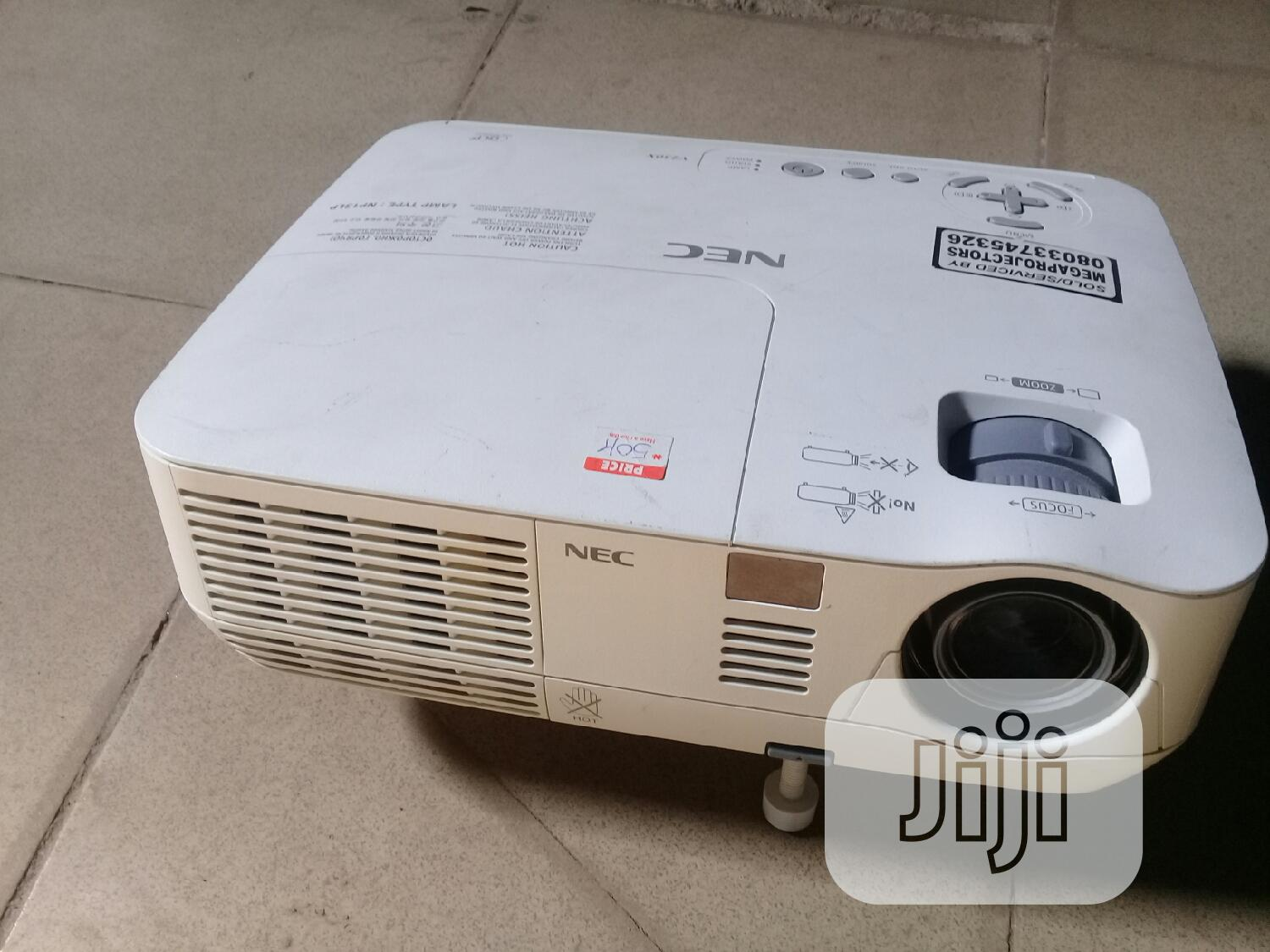 Archive: London Used Nec V230x Projector