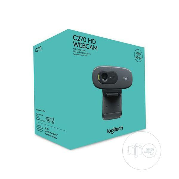 Archive: Logitech Webcam C270