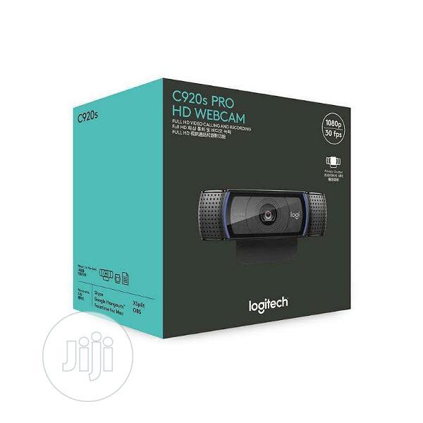 Archive: Logitech Webcam C920