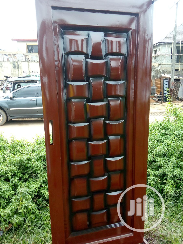 Archive: Quality Iron Door