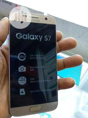 Samsung Galaxy S7 32 GB Blue   Mobile Phones for sale in Lagos State, Ikeja