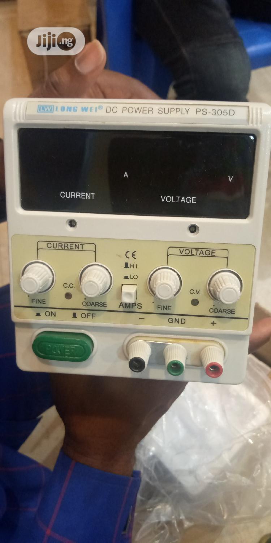 DC Power Supply 30V 5ah