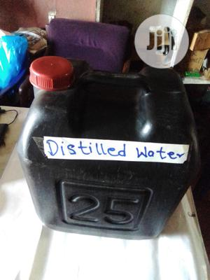 Distilled Water 25 Litres | Manufacturing Materials for sale in Lagos State, Surulere