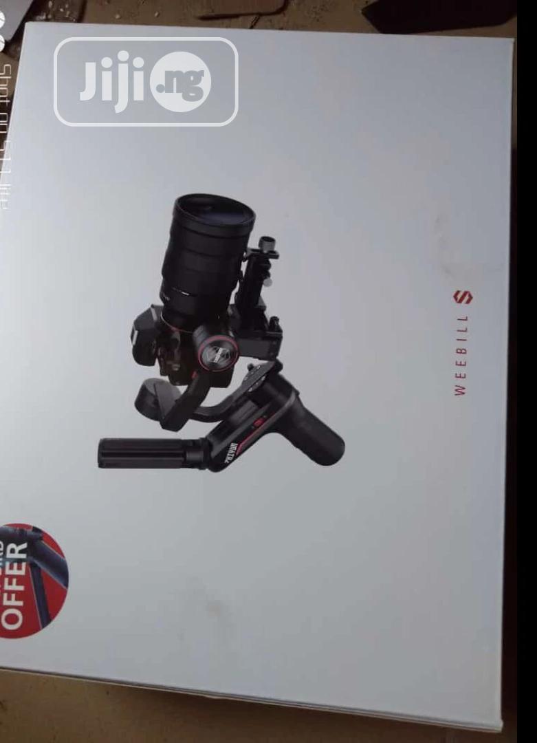 Zhiyun WEEBILL S Gimbal Stabilizer For DSLR Cameras