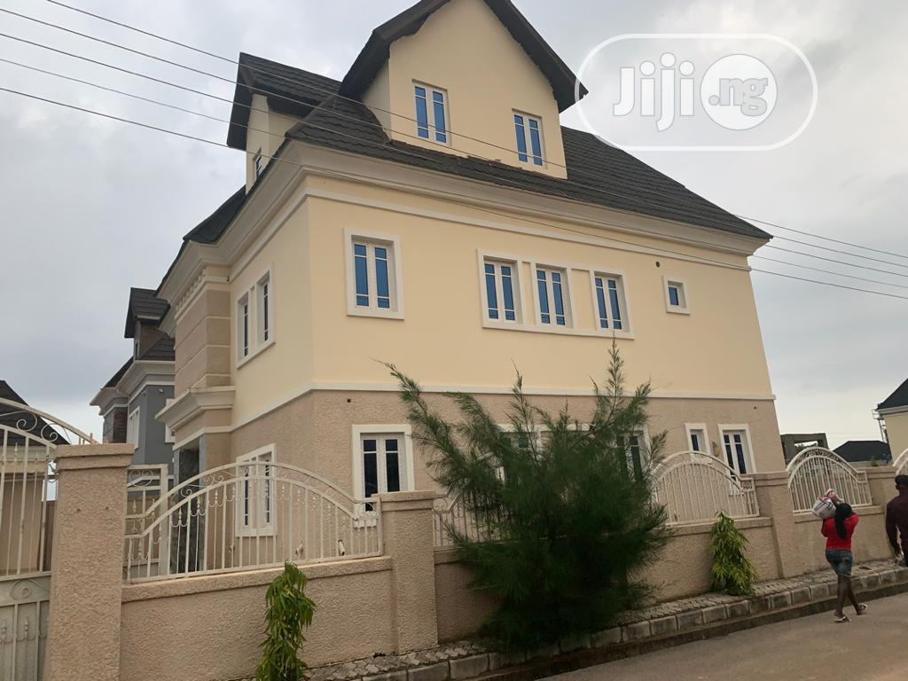 5bedrooms Detached Duplex With A Room BQ Attached