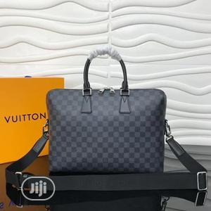 Grey Color Louis Vuitton Hand and Shoulder Bag | Bags for sale in Lagos State, Lagos Island (Eko)