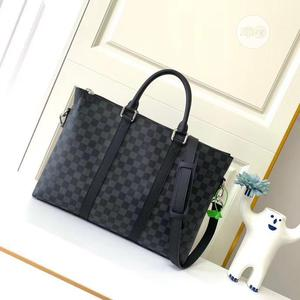 Grey And Black Louis Vuitton Hand And Shoulder Bag | Bags for sale in Lagos State, Lagos Island (Eko)