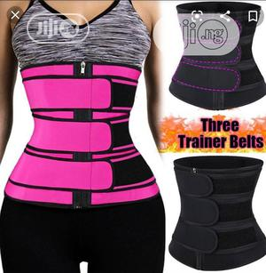 3 Strap Neoprene Waist Trainer | Clothing Accessories for sale in Delta State, Oshimili South