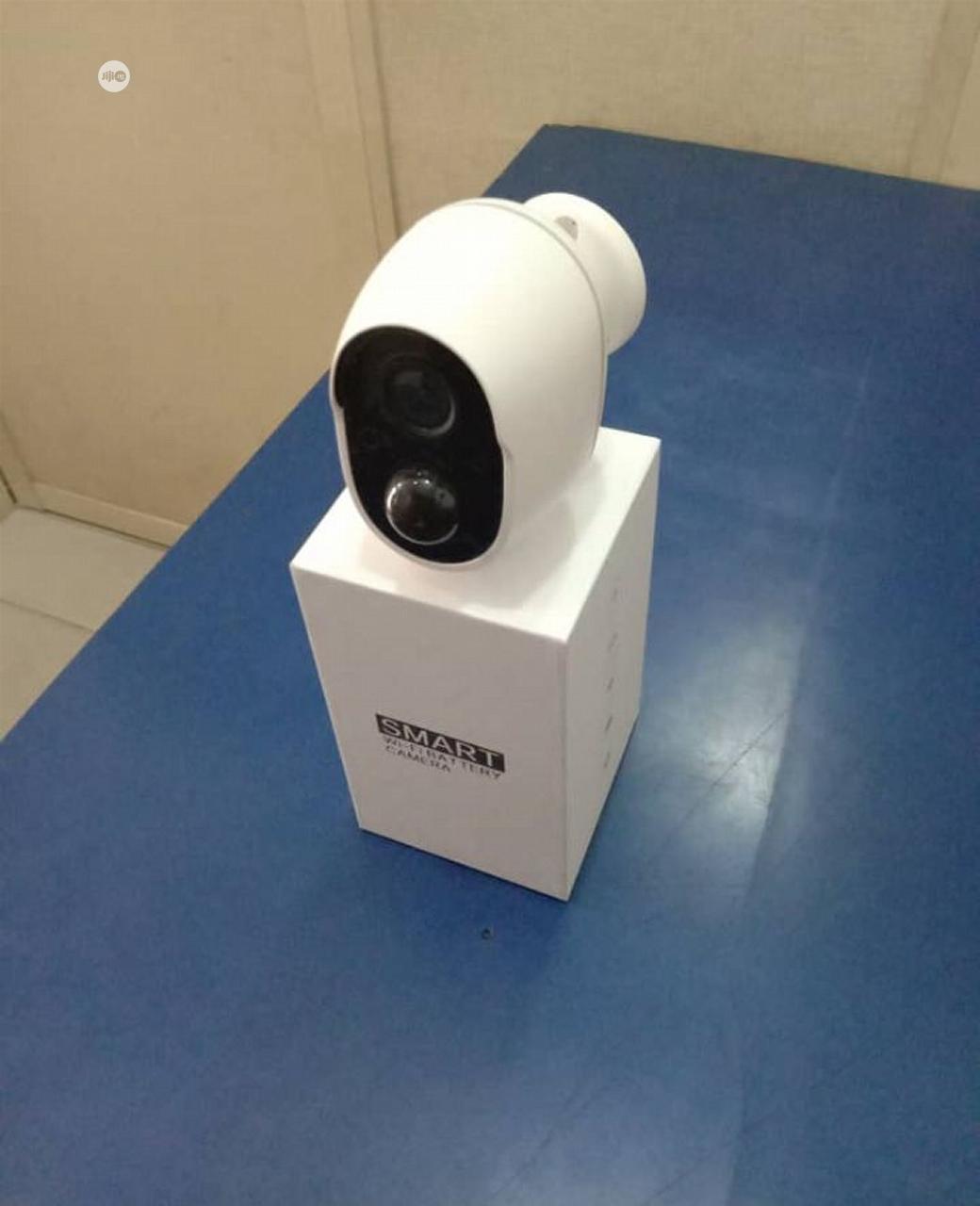 Low-power Wireless Wi-fi Battery Camera