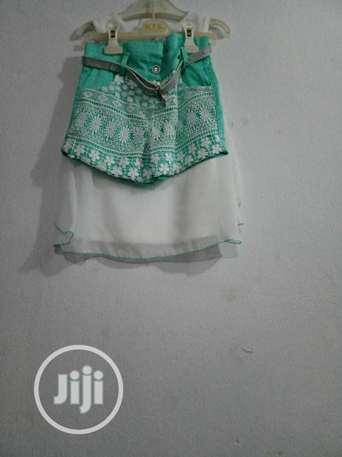 Archive: Turkey Blouse and Shorts