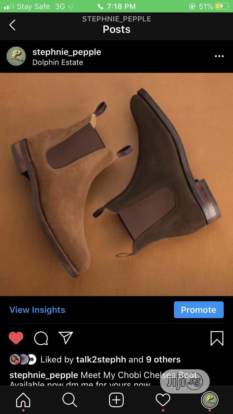 Chelsea Boot | Shoes for sale in Victoria Island, Lagos State, Nigeria
