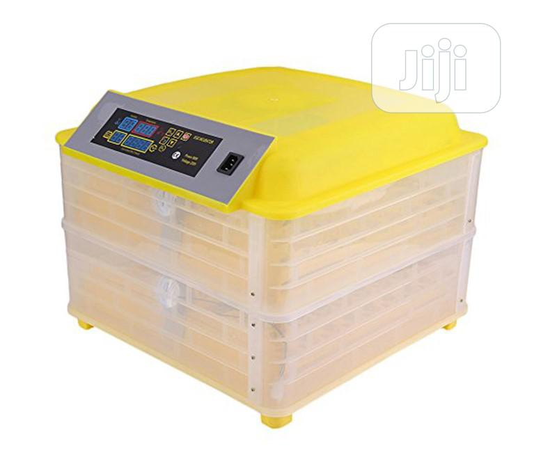 Archive: 96 Egg Capacity Incubator