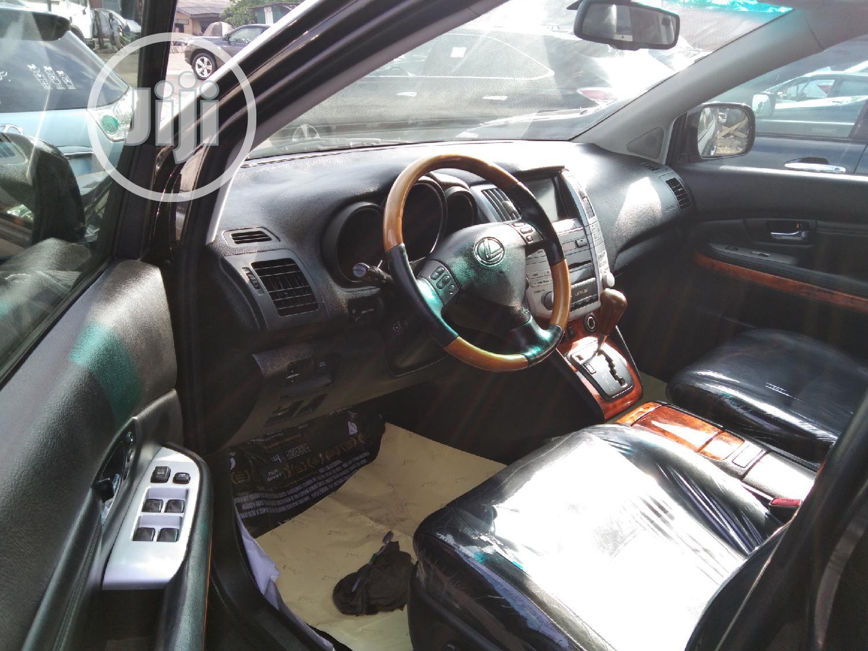 Lexus RX 2005 Black | Cars for sale in Apapa, Lagos State, Nigeria
